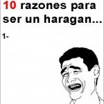 haraganes